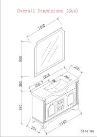 standard bathroom vanity sizes on a budget contemporary at