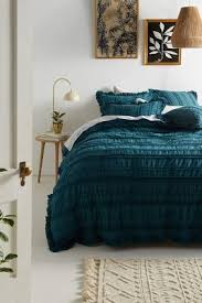 Turquoise Chevron Duvet Cover Bedding Bohemian U0026 Unique Bedding Anthropologie
