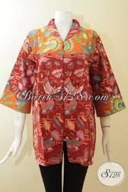 desain baju batik halus blus batik halus ukuran xl batik wanita model terkini proses