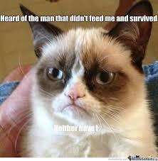Feed Me Meme - feed me human by serkanbusyter meme center