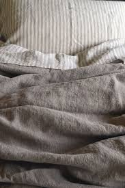 Natural Linen Duvet Cover Queen Best 25 Taupe Bedding Ideas On Pinterest Large Bed Linen Large