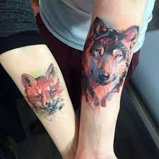 fox and wolf best ideas gallery