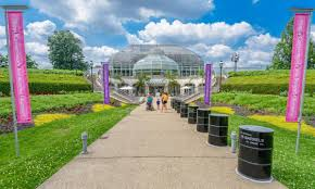 Phipps Conservatory Botanical Gardens by The Museum Sector And The Paris Agreement Alliance Labs