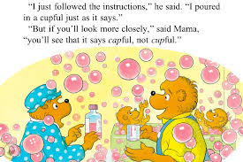 ds iphone written review for the berenstain bears bedtime battle