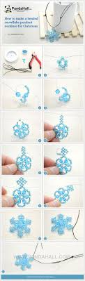 407 best beaded snowflakes patterns inspiration free images on