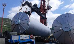 lade di vetro services de rosa c international freight forwarders salerno