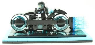Tron Legacy Light Cycle Cool Stuff Official Tron Legacy Lego Light Cycle Is Coming In 2018