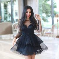 cheap long sleeve cocktail dresses juniors free shipping long