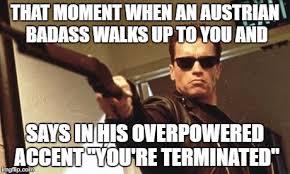 Arnold Schwarzenegger Memes - arnold schwarzenegger memes imgflip