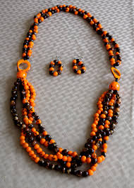 seed necklace images Handmade colombian seed necklace and earrings set sn203 little jpg