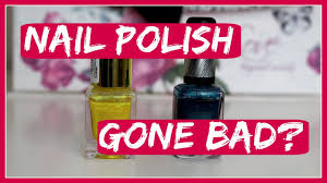 how to spot nail polish that u0027s gone bad beauty hacks for nails