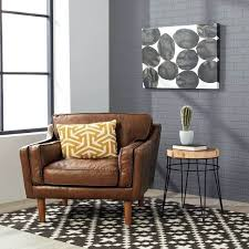 Oxford Leather Sofa Metal Frame Tufted Leather Chair West Elm Leather Chair