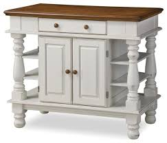 White Kitchen Cart Island Home Styles Kitchen Island At Home And Interior Design Ideas