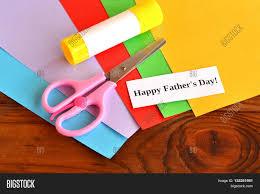 sheets colored paper glue stick image u0026 photo bigstock