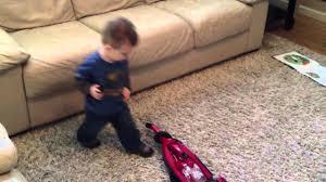 gavin vacuuming youtube