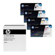 Toner Nr hp toner cartridge nr 645 648 collection unit bestellen