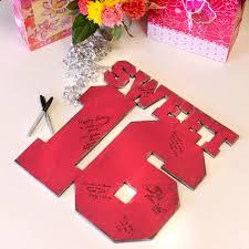 sweet 16 favor ideas 12 stylish sweet 16 ideas