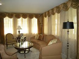 sweet interior cream living room design formal living room curtain