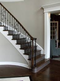 Wood Banisters And Railings Best 25 Curved Staircase Ideas On Pinterest Grand Staircase
