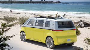 volkswagen minibus electric volkswagen i d buzz this is vw u0027s first electric microbus coming