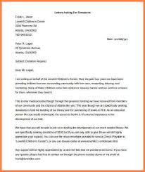 8 donation letter template sales intro letter