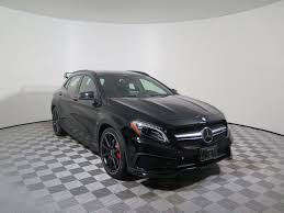 preowned mercedes suv certified pre owned 2017 mercedes gla gla 45 amg suv suv in