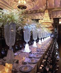 Elegant Centerpieces For Wedding by 25 Best Chandelier Centerpiece Ideas On Pinterest Floral