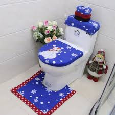 christmas themed toilet seat cover akdstore