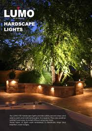 types of landscape lighting download lumo