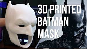 tutorial easy batman mask template free diy halloween mask