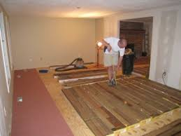 how how to acclimate solid hardwood floors one project closer
