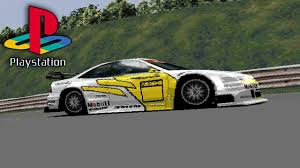 opel calibra race car gran turismo 2 ps1 vauxhall calibra touring car youtube