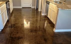 element 7 concrete walnut acid stain