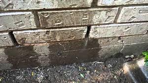 mckinney home inspector hose bib leaking inside the wall youtube