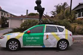 google images car i saw the google maps car fluent historian