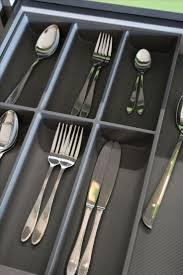 Knife And Fork Drawer Insert