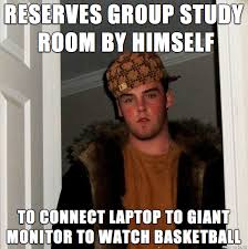Test Meme - met this guy while studying for a biochemistry test last night