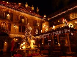 christmas lights riverside ca the mission inn riverside ca at christmas california travel blog