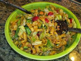 Potluck Si Frito Salad Made By Mimi A Bbq And Potluck Favorite Sides And