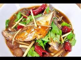 recett de cuisine ปลาท ซาเต ยะ ปลาท ตาเต ยะ ต ม แกง ต น