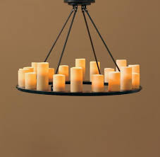 Real Candle Chandelier Homeofficedecoration Chandeliers With Real Candles