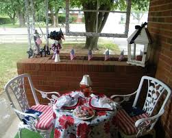 Fourth Of July Door Decorations Fourth Of July Decorating Ideas Fourth Of July Porch Decorations