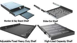 Slide Out Shelves by Slide Out U0026 Adjustable Shelves Server Enclosures