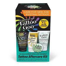 tattoo goo complete tattoo aftercare kit superdrug