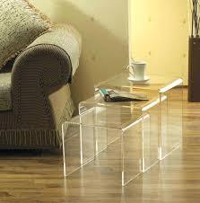 Yellow Side Table Uk Acrylic Side Table Australia Clear Ikea Uk Faedaworks Com