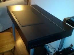 desk vika veine convertible computer desk ikea hackers can be