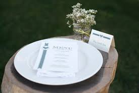 love stripes menu and escort cards free wedding templates