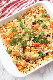 paleo thanksgiving cauliflower aip low carb recipe
