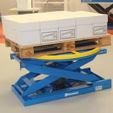 Pallet Lift Table by Pneumatic Lift Table Ez Loader Ez 40 Llm Handling