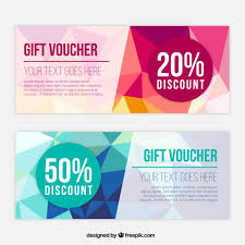 gift card discounts coupon vectors photos and psd files free